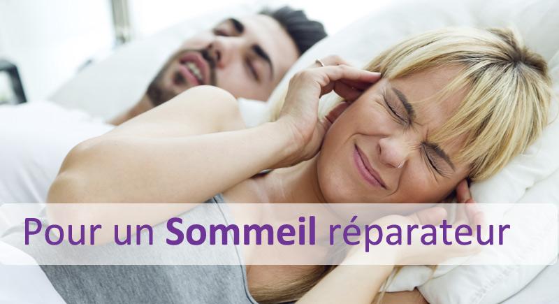 Clinique Solution Apnée et Ronflement Sommeil reparateur
